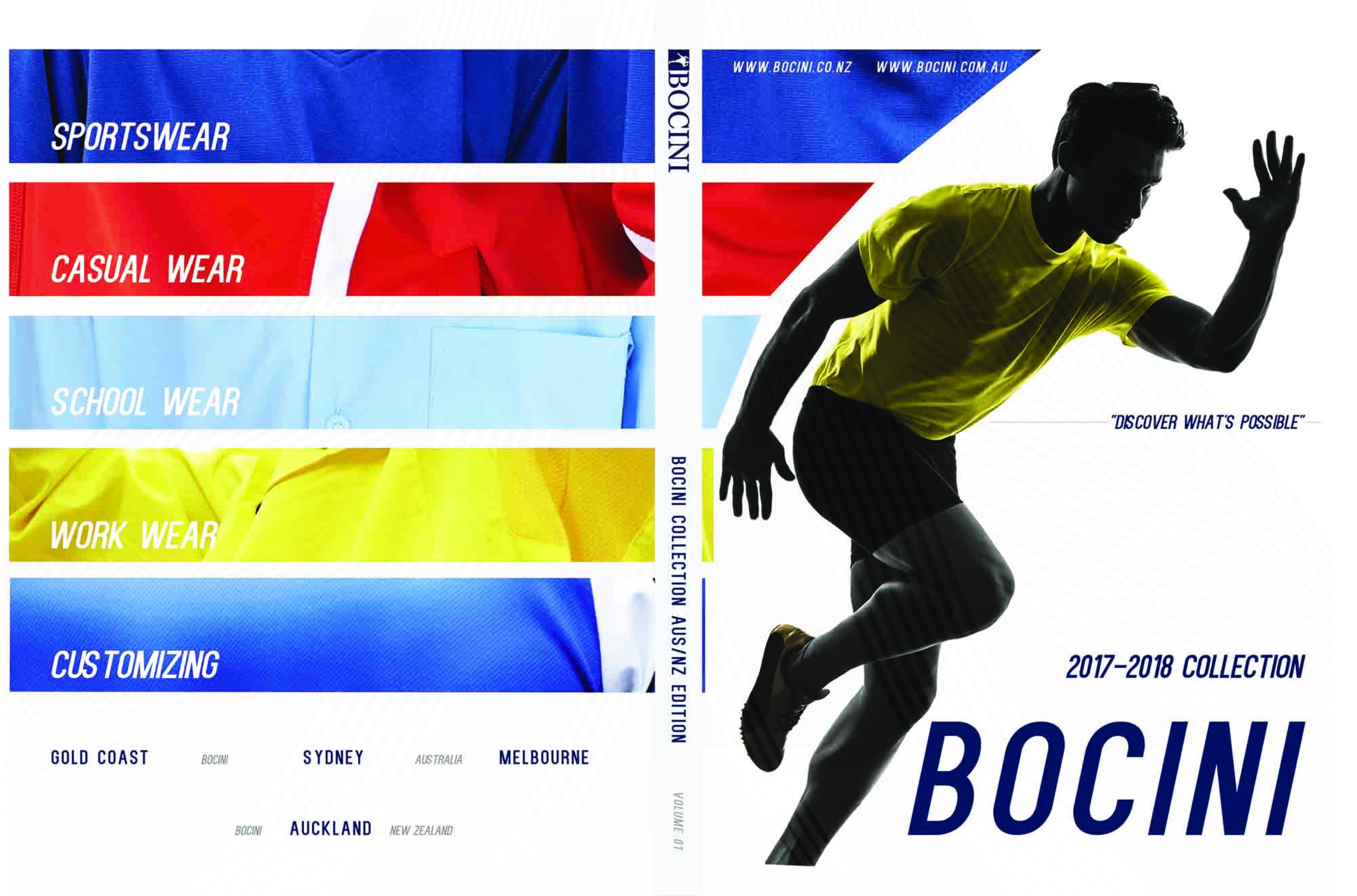 Bocini – High Vis