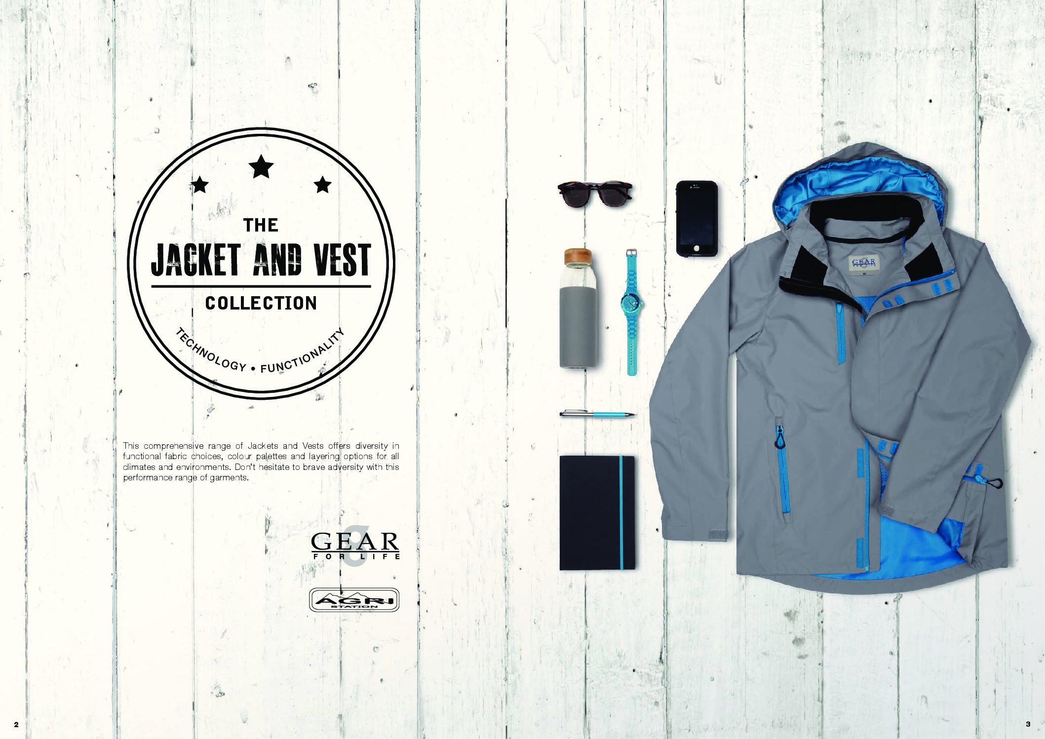 GL – Jackets & Vests