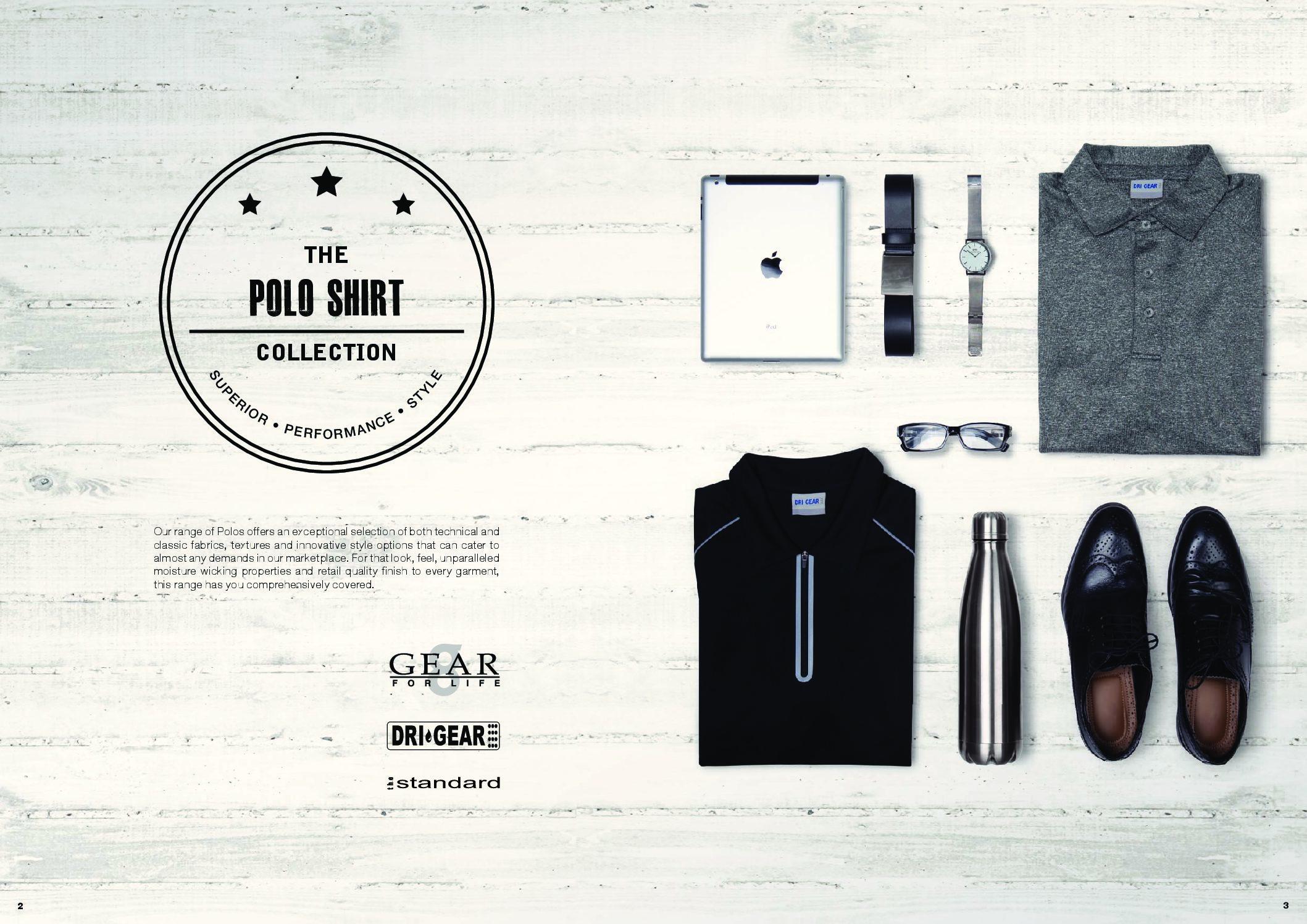 GL – Polo Shirts