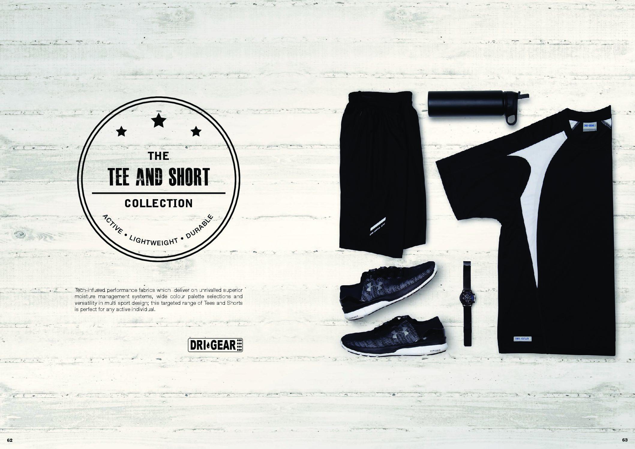 GL – Tees & Shorts