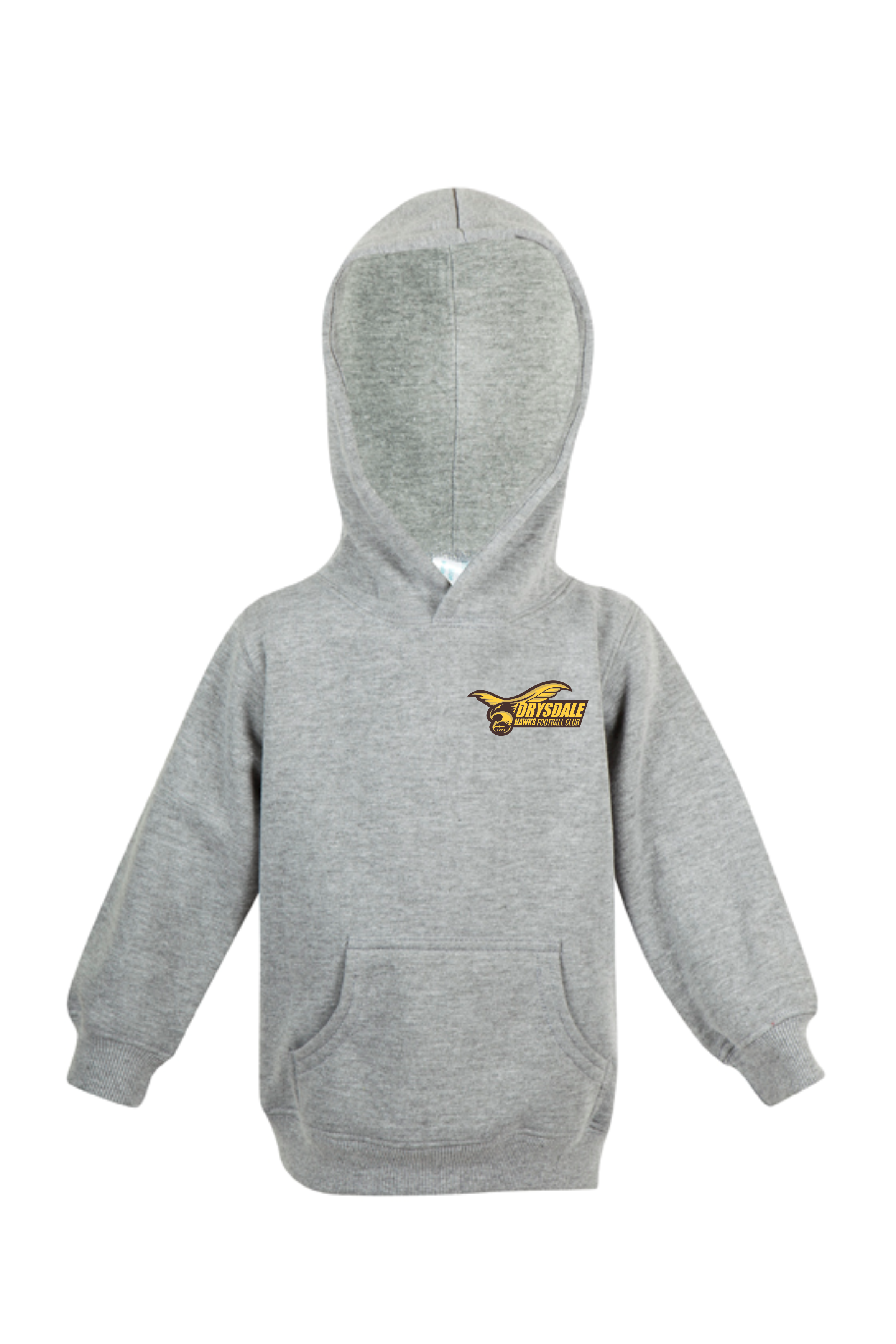 Toddler Club Hoodie (Grey only)