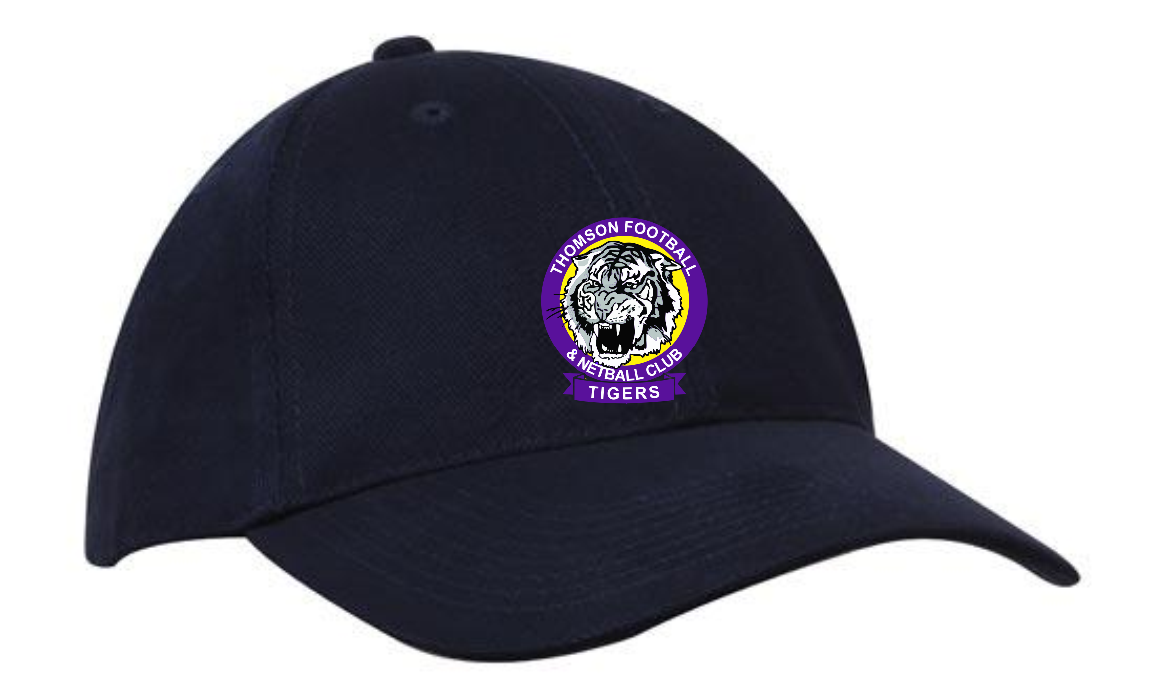 Club Cap with Velcro Strap