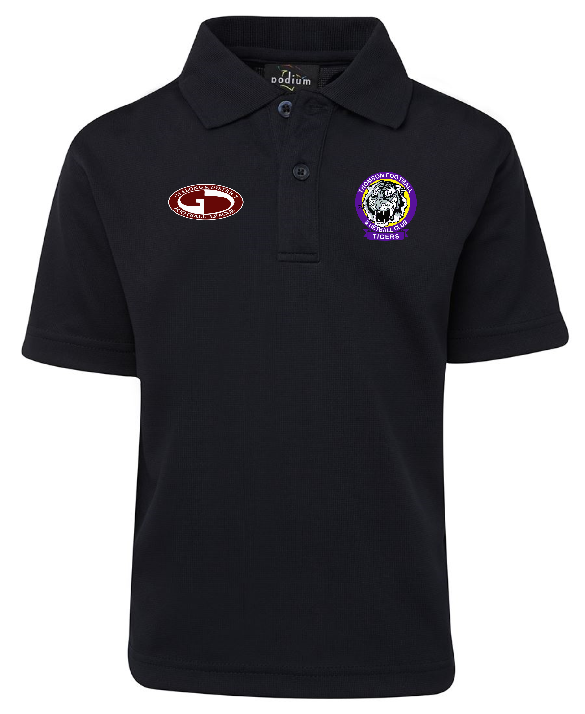 Kids Club Polo