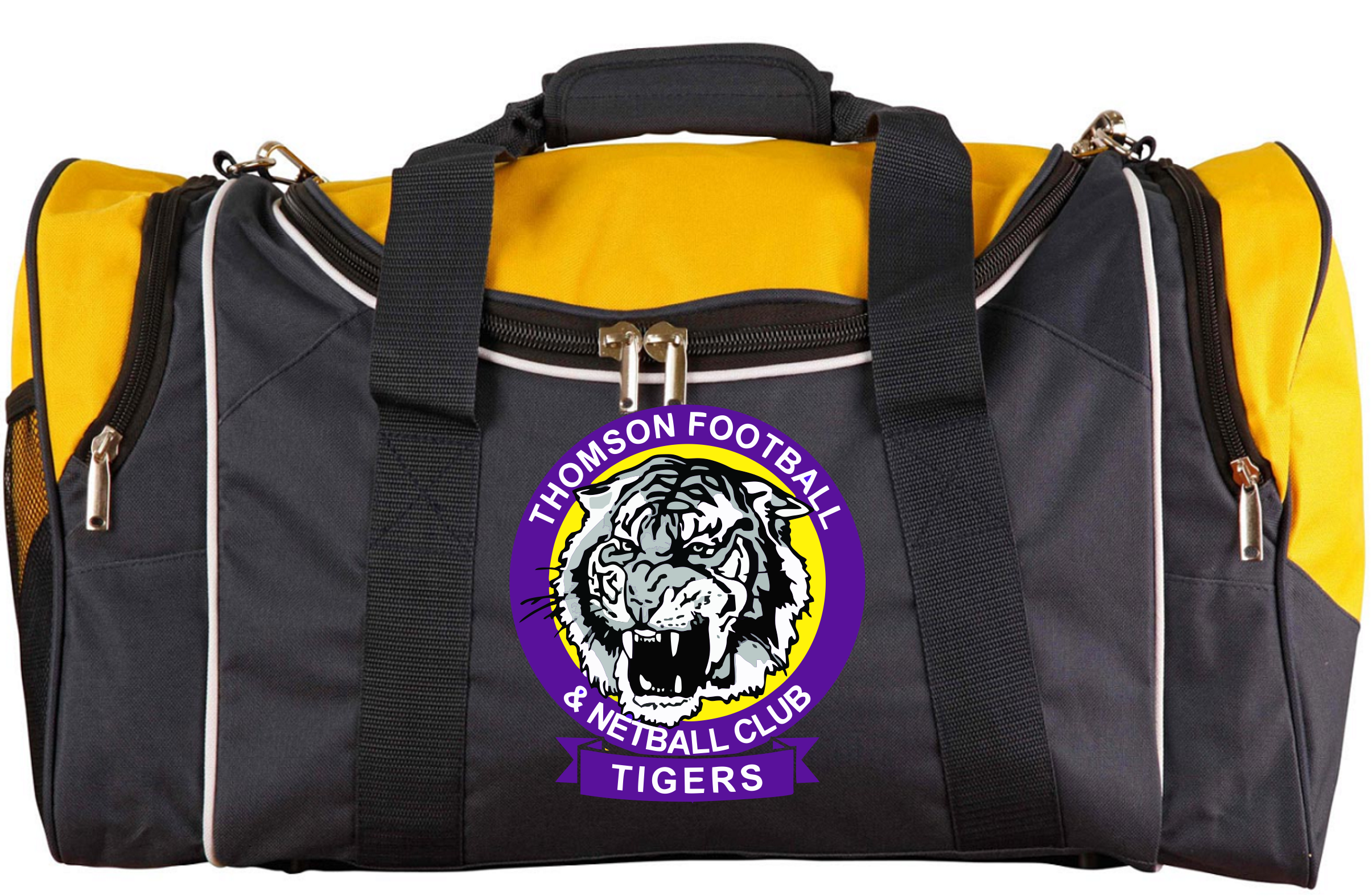 Sports Bag with Club Logo