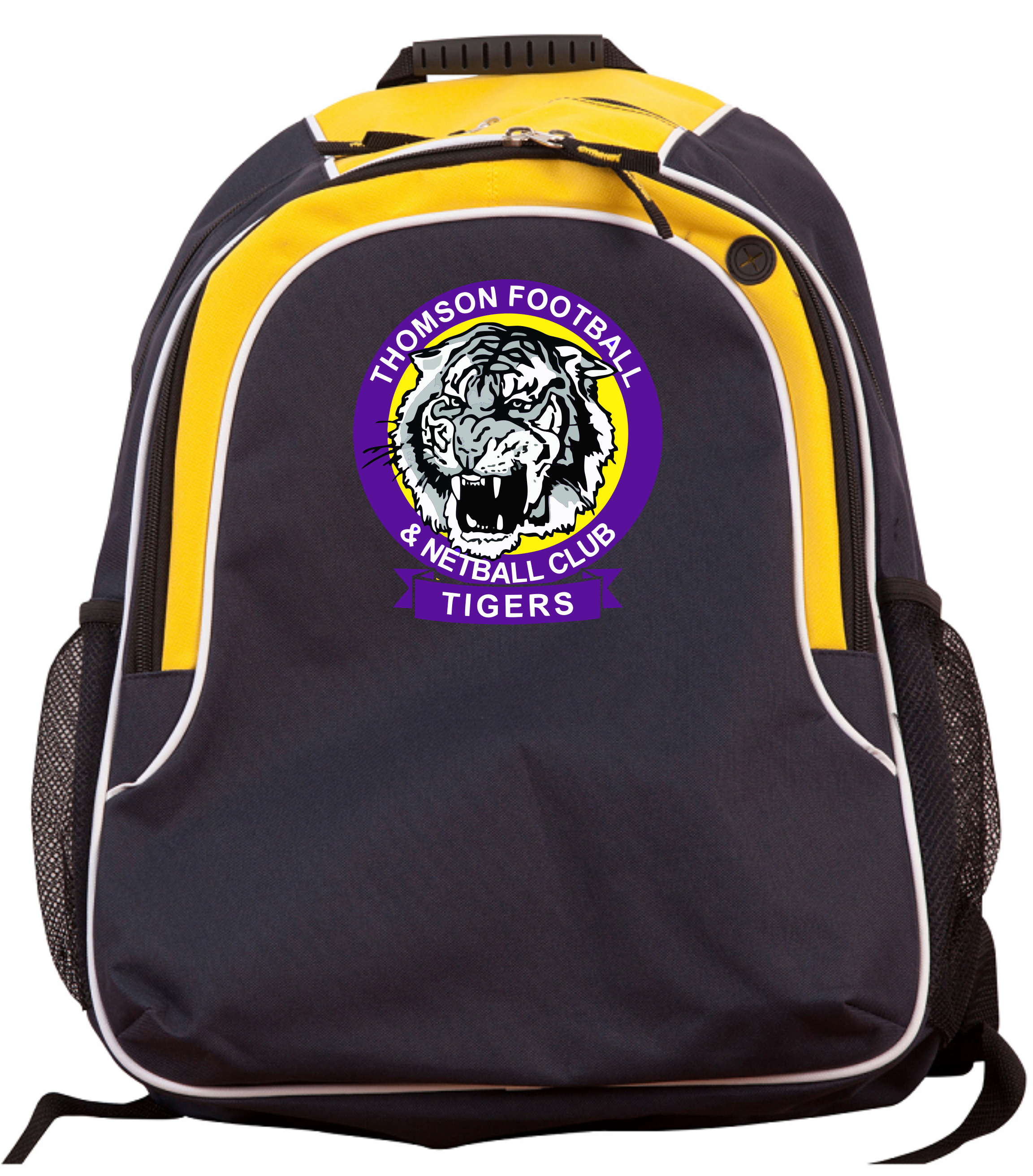 Sports Backpack with Club Logo