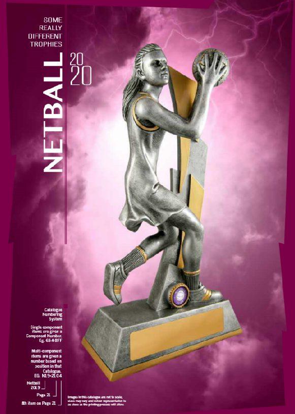 EV – Netball