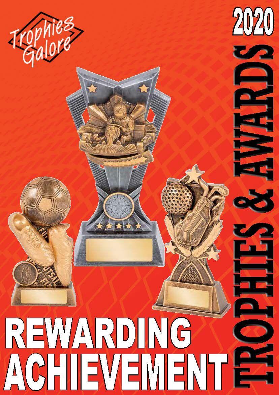TG – Trophies & Awards