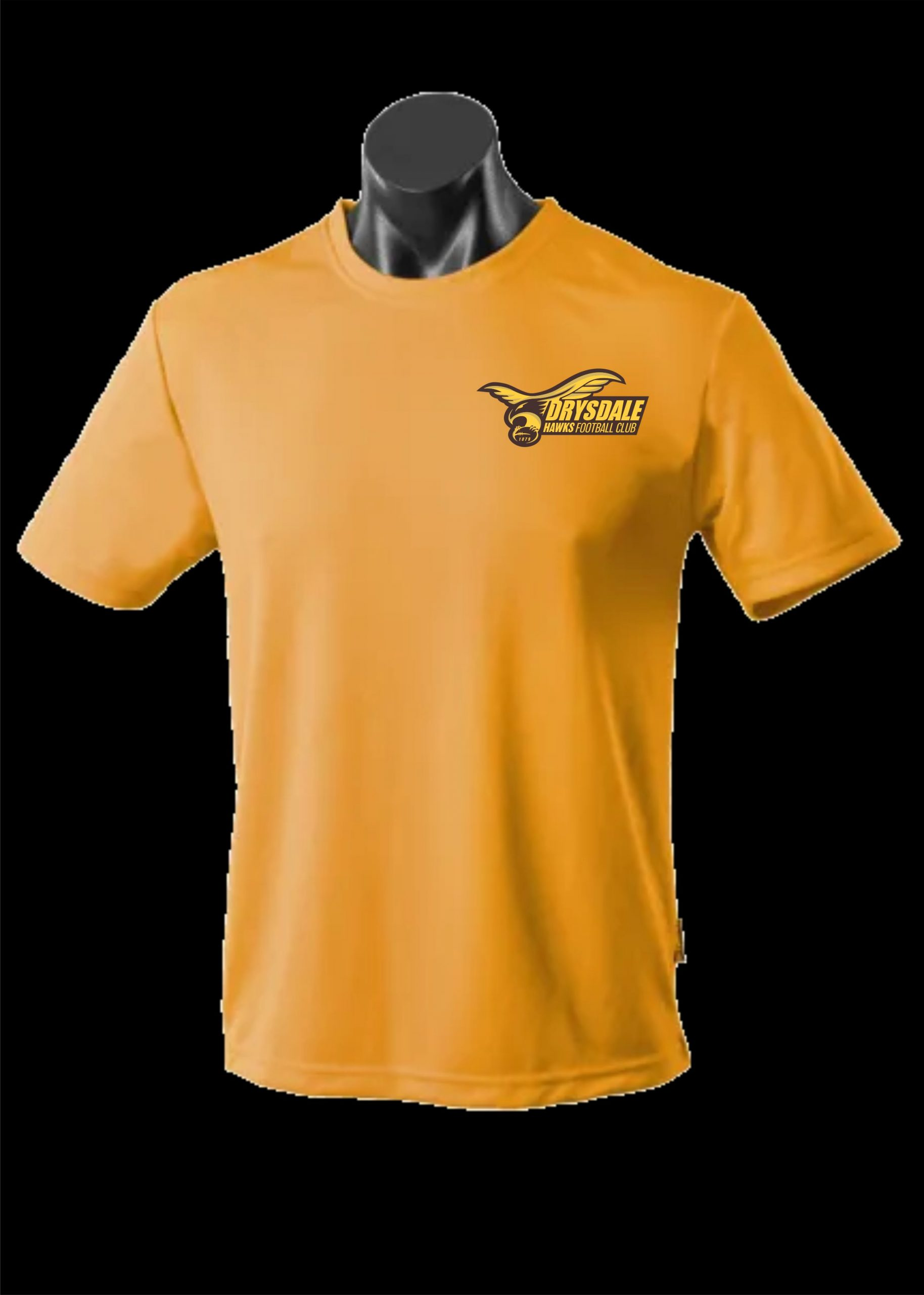 Adults Gold TRAINING Tee