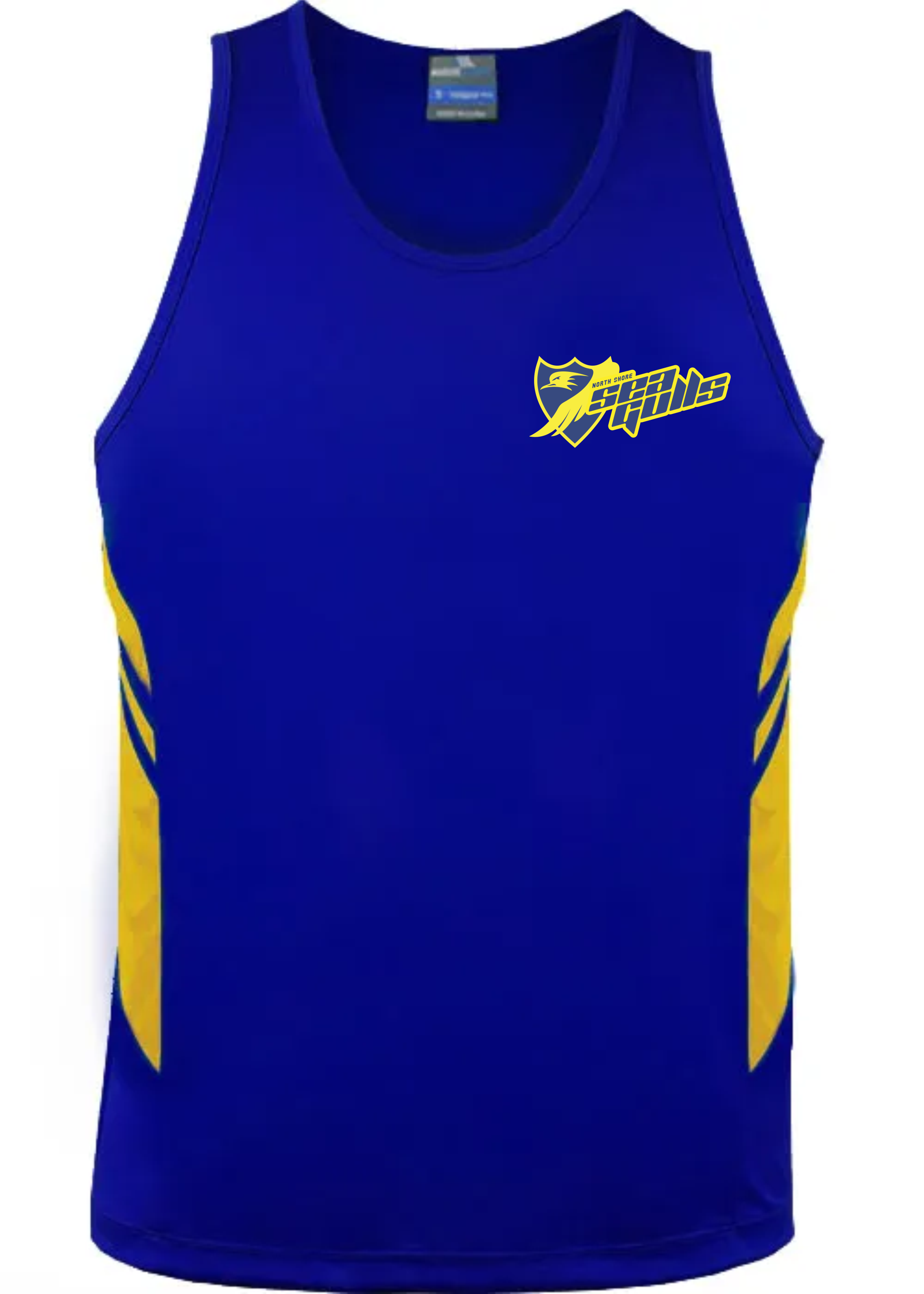 Adults Club Singlet