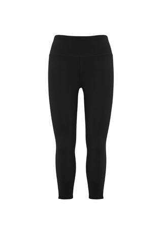 Black Flex Leggings 3/4 LENGTH