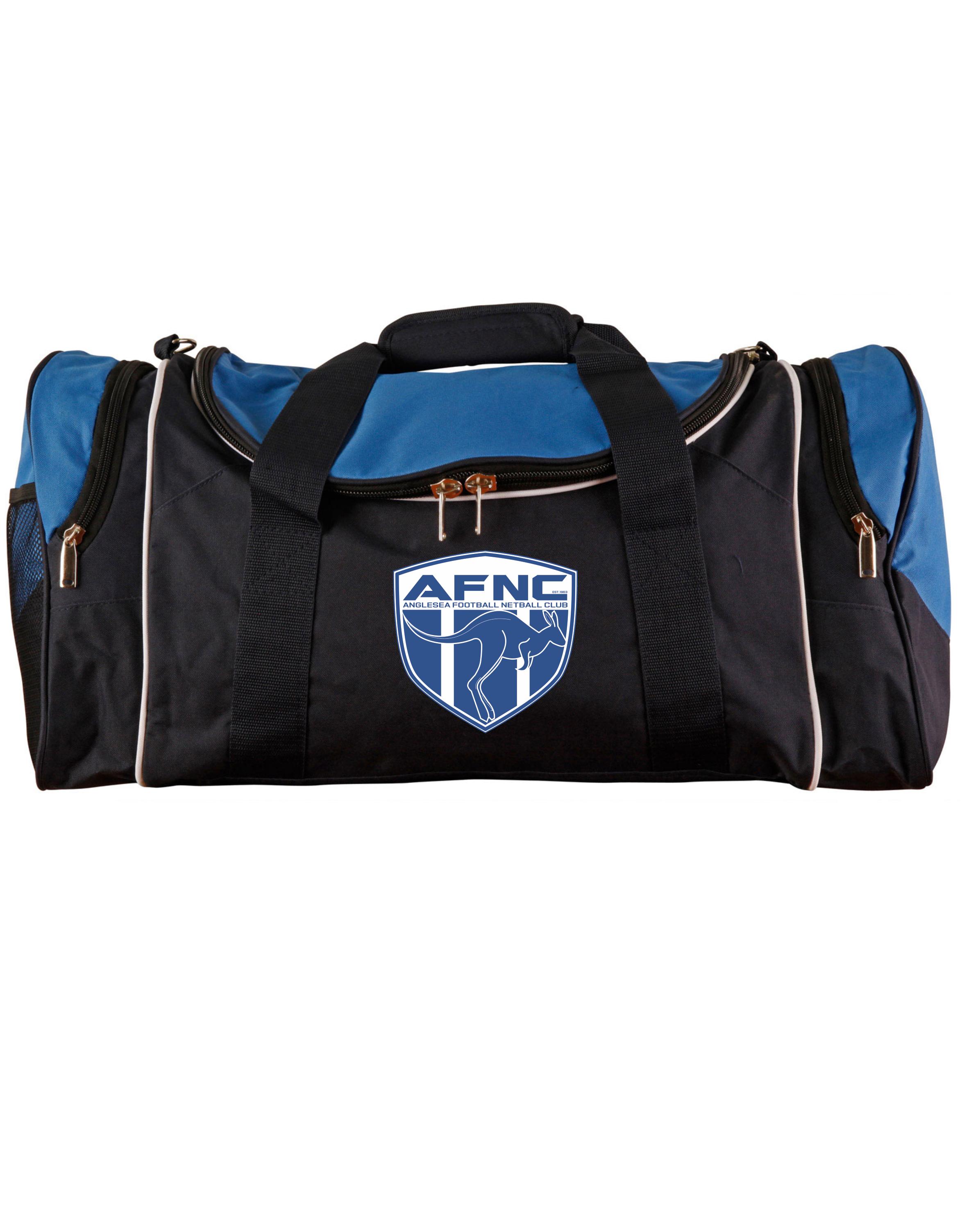Sports Bag Navy/White/Royal