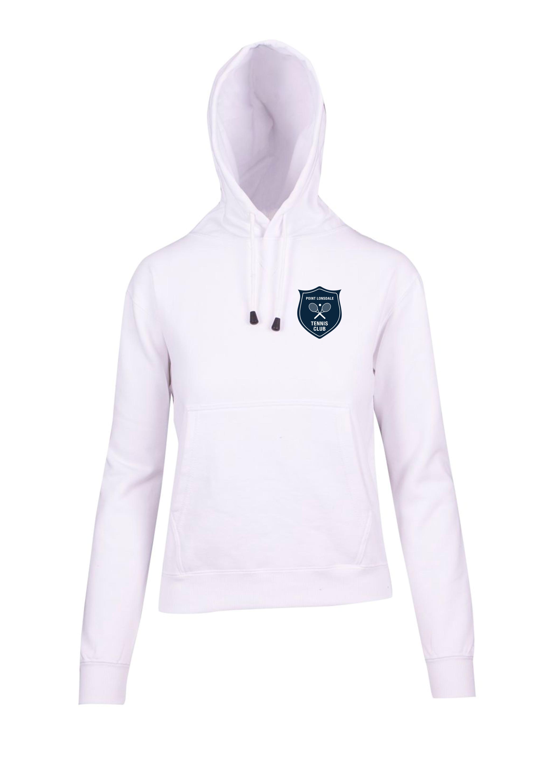 Junior Club Hoodie in Navy or White